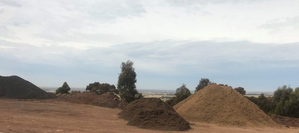 Soil and potting mixes